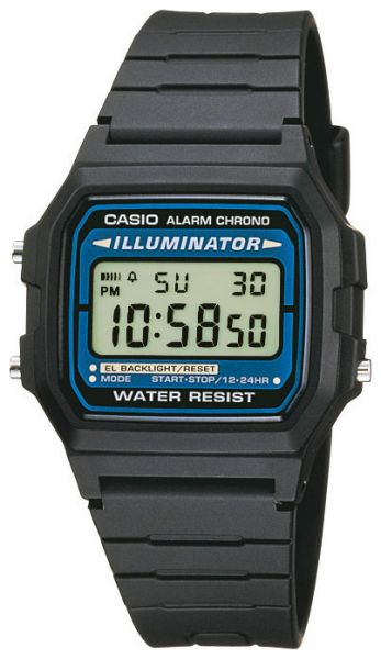 CASIO Collection F-105W-1A