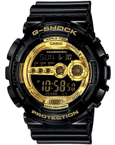 CASIO G-SHOCK GD-100GB-1E