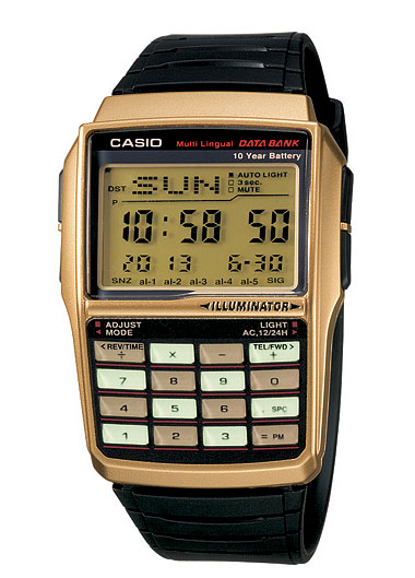 CASIO Collection DBC-32C-1B
