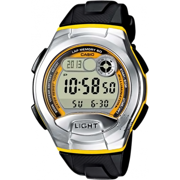 CASIO Collection W-752-9B