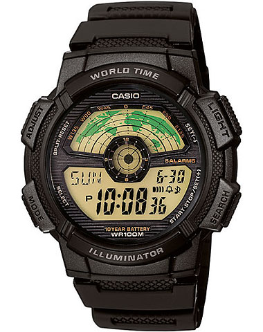 CASIO Collection AE-1100W-1B