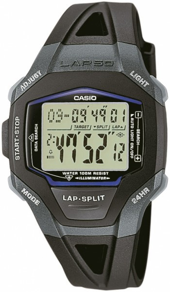 CASIO Collection WS-110H-1A