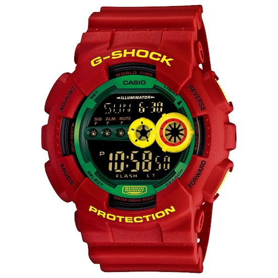 CASIO G-SHOCK GD-100RF-4E