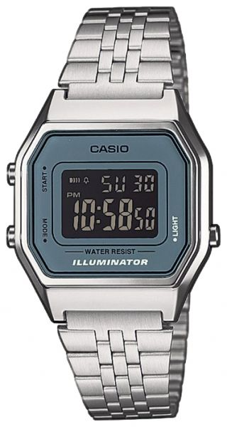CASIO Collection LA680WEA-2B