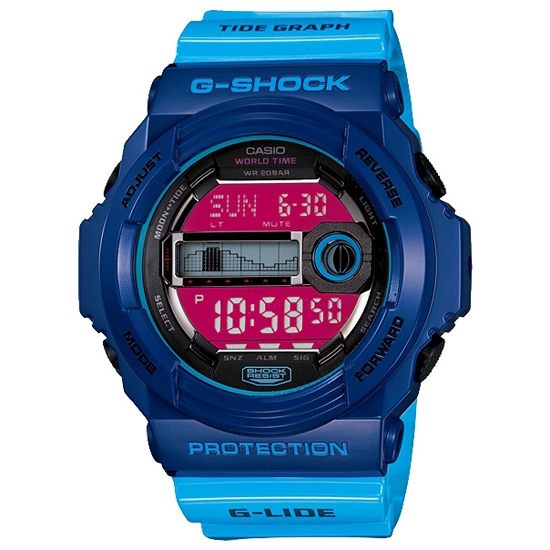 CASIO G-SHOCK GLX-150-2E