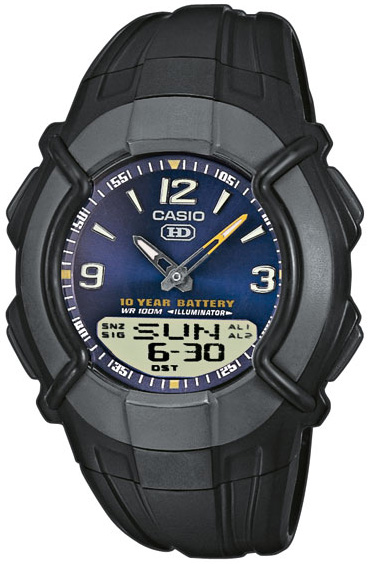 CASIO Collection HDC-600-2B
