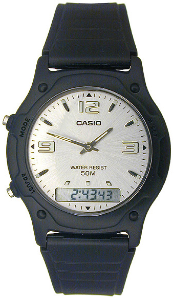 CASIO Collection AW-49HE-7A