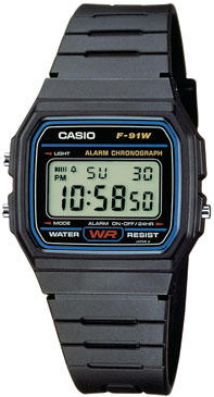 CASIO Collection F-91W-1Q