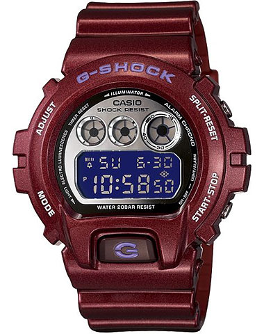 CASIO G-SHOCK DW-6900SB-4E