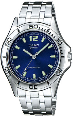 CASIO Collection MTP-1258D-2A