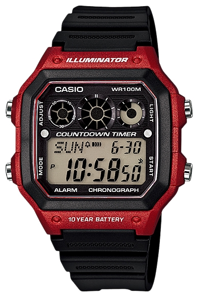 CASIO Collection AE-1300WH-4A