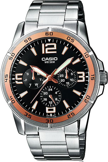 CASIO Collection MTP-1299D-1A