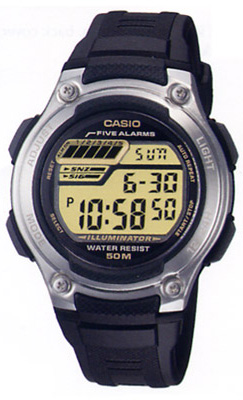 CASIO Collection W-214H-9A