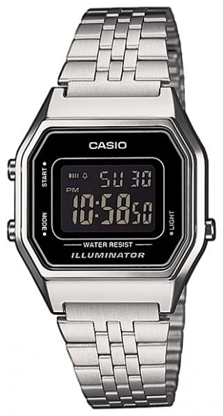 CASIO Collection LA680WEA-1B