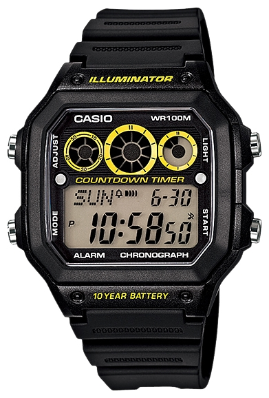 CASIO Collection AE-1300WH-1A
