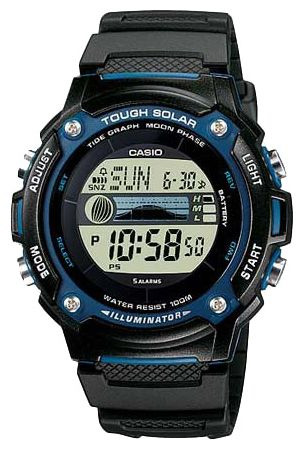 CASIO Collection W-S210H-1A