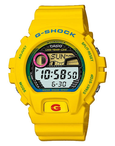 CASIO G-SHOCK GLX-6900A-9E