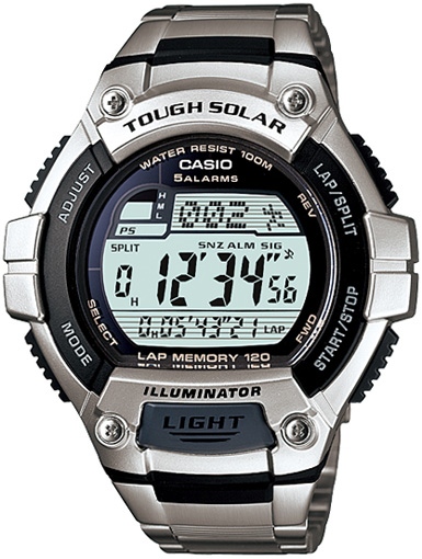 CASIO Collection W-S220D-1A